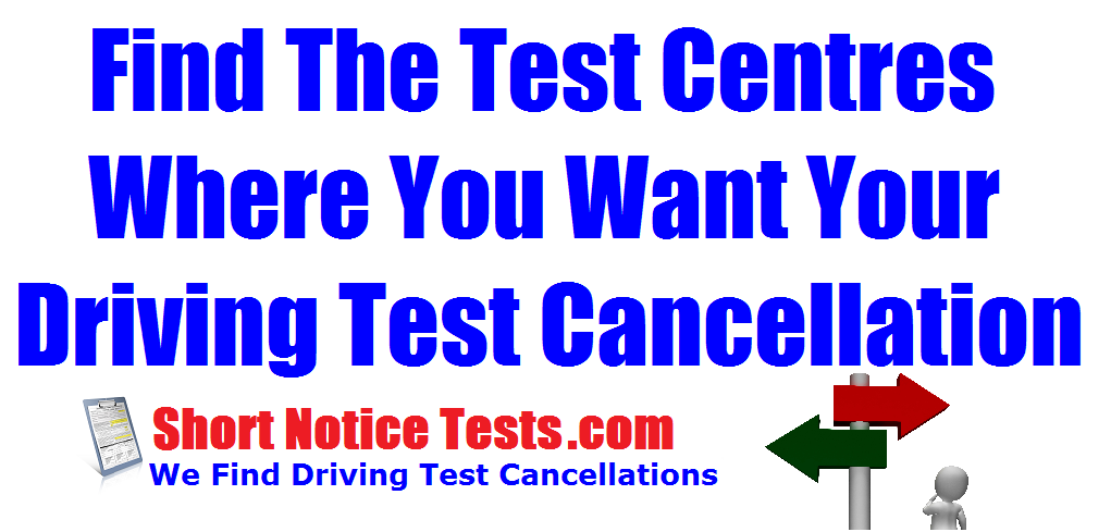 driving test centres picture